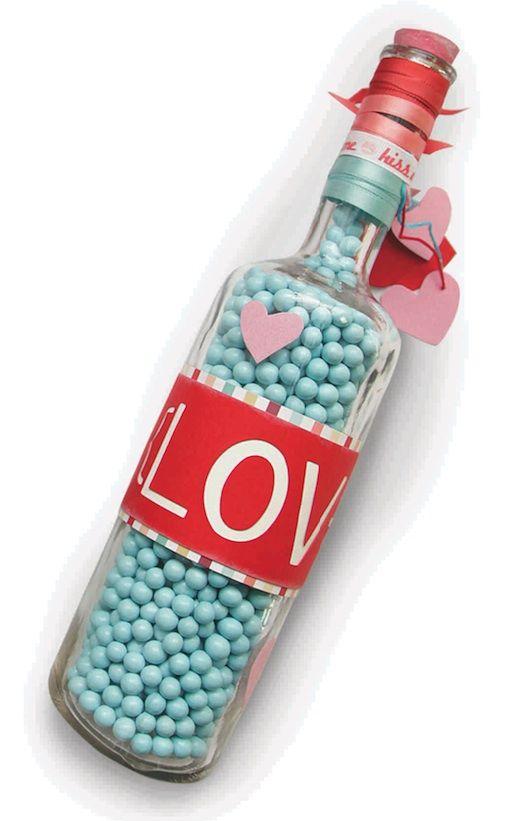 Botella dulces!