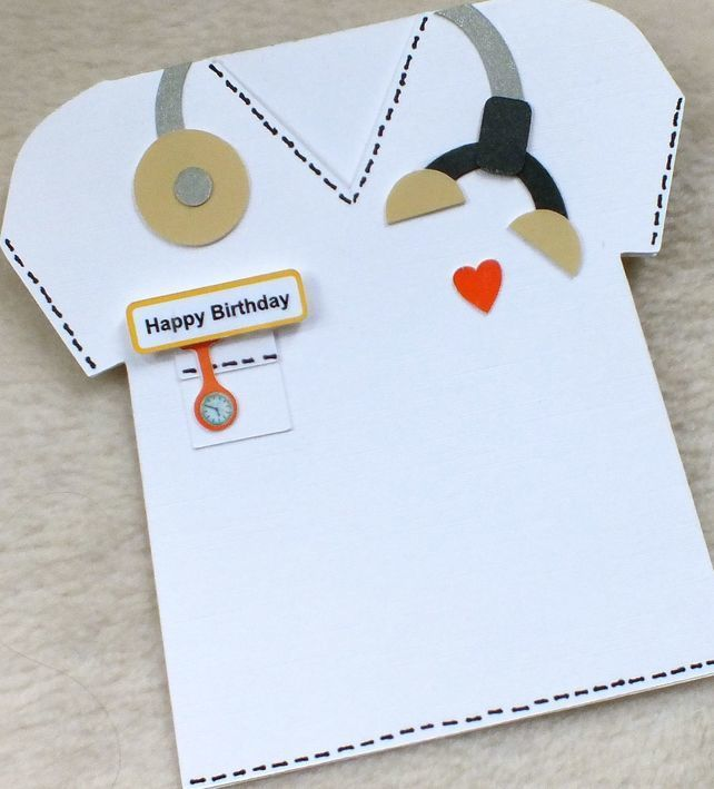 100 ideas to try about Doctor Cards – Happy Birthday Card for Doctor