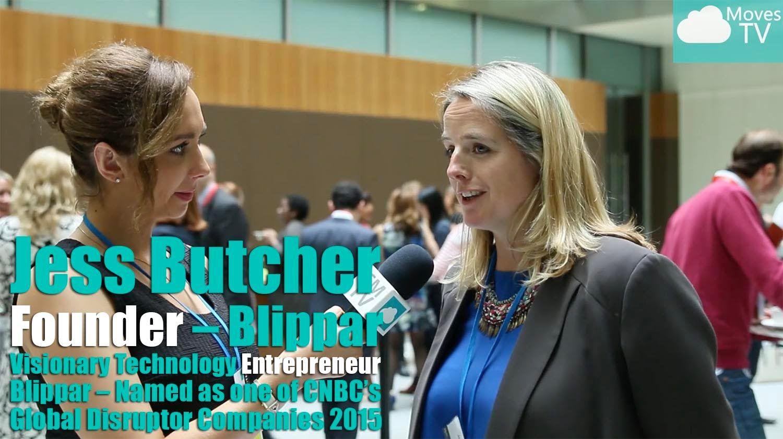 #CMTV meets Blippar Founder Jess Butcher at TLA Women in Tech YouTube