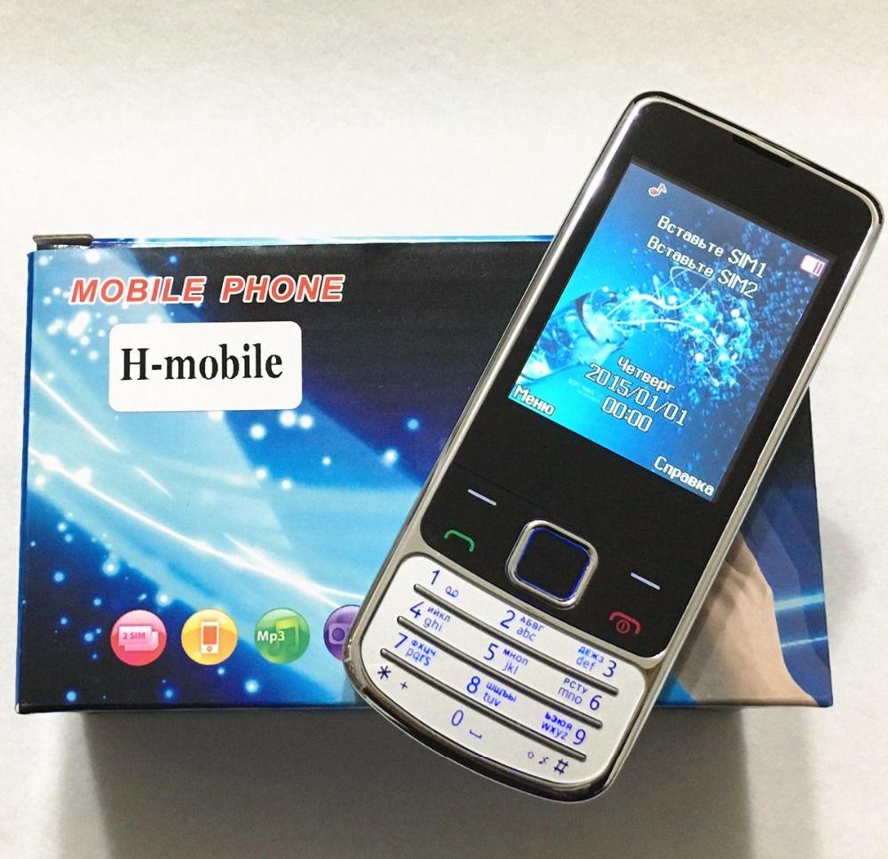 Obudowa Metalowa Klawiatura Rosyjska Telefon 2 2 Dual Sim Gsm Telefony Komorkowe Oryginalny Telefon Komorkowy Wibracji Tanie Mobile Phone Cellular Phone Phone