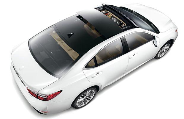 Test Drive The 2013 Lexus Es 350 Breaks Free From Middle Management Lexus Es Lexus New Lexus