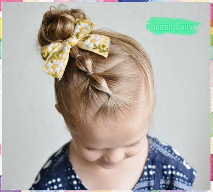 Mädchenfrisuren # 1 #kids #kidhair Mädchenfrisuren # 1 #kids  #kids #Mädchenfrisuren #toddlerhairstylesgirl