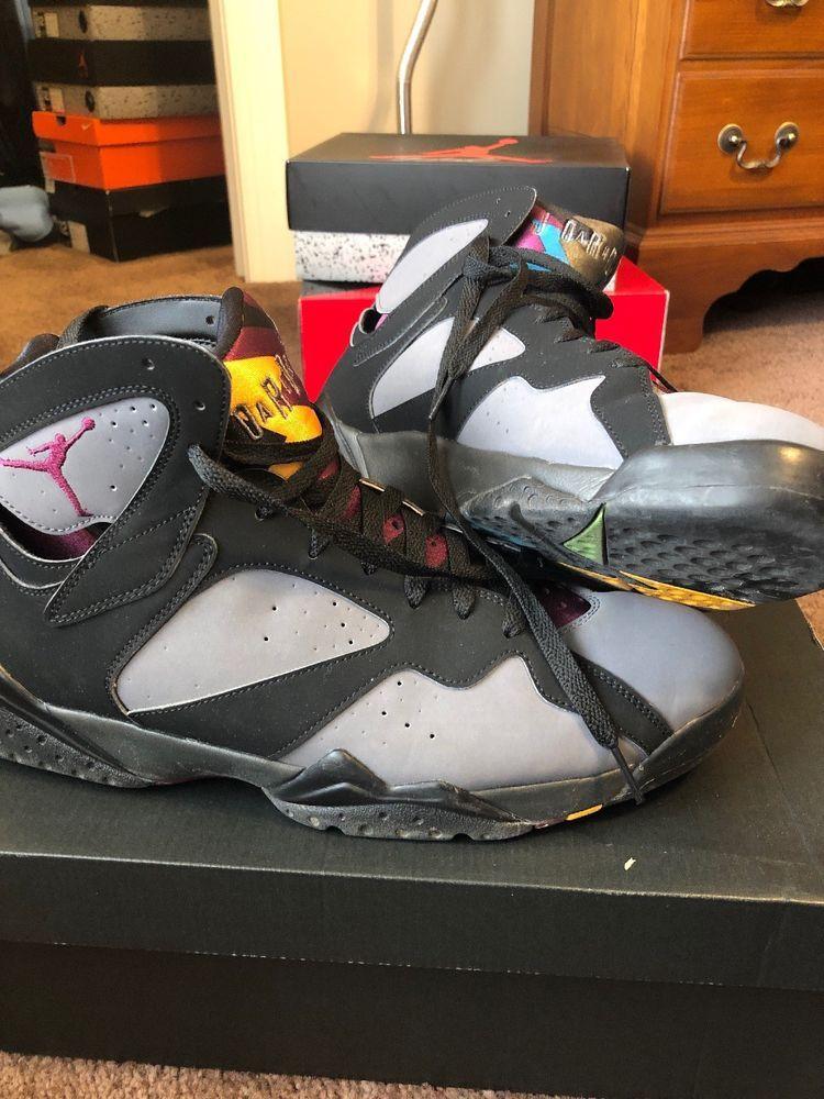 Mens Air Jordan 7 Retro Bourdeaux Size 12 Basketball Shoe Fashion Clothing Shoes Accessories Mensshoes Ath Air Jordans Retro Air Jordans Basketball Shoes
