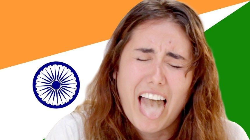 Americans Try Indian Snacks For The First Time ....And they are very confused.