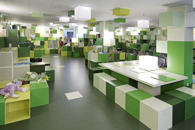 Modern Library Design Archives