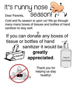 Teacher Appreciation Hand Sanitizer Gift Back To School Gifts