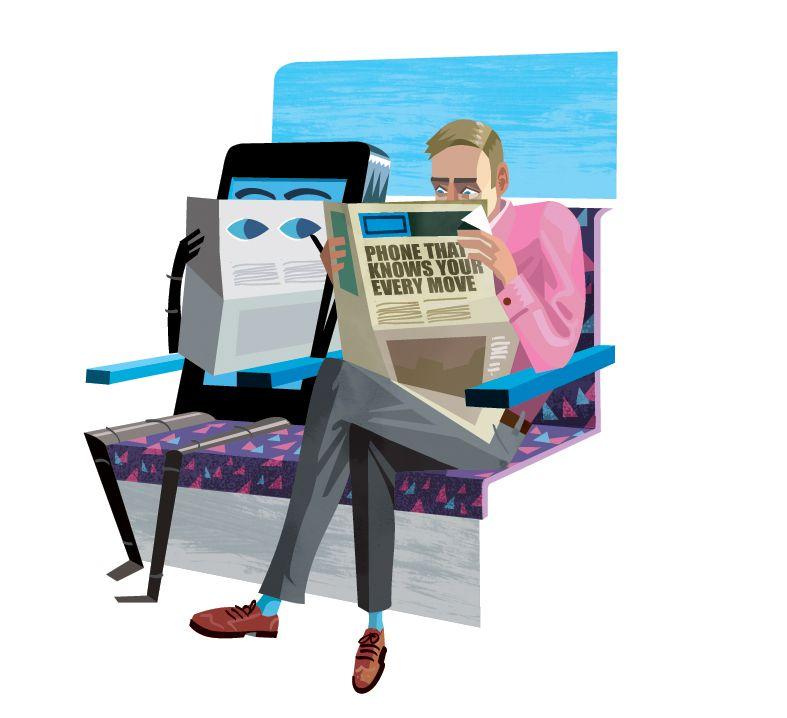 Wired Magazine - RobertMBall