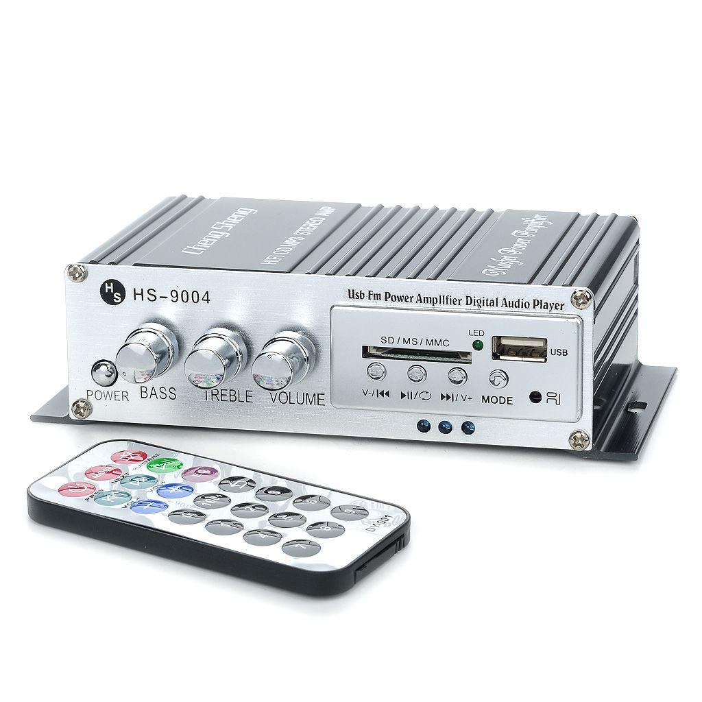 remote control car sterios with usb capabilities   Hi-Fi