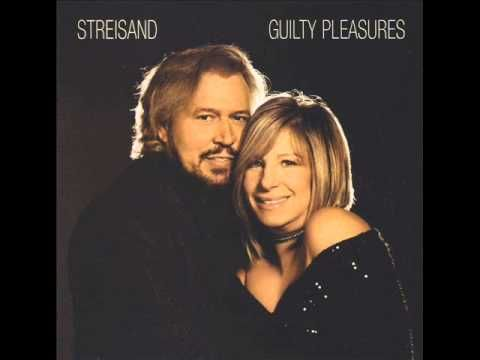 Barbra Streisand Barry Gibb Come Tomorrow From Guilty