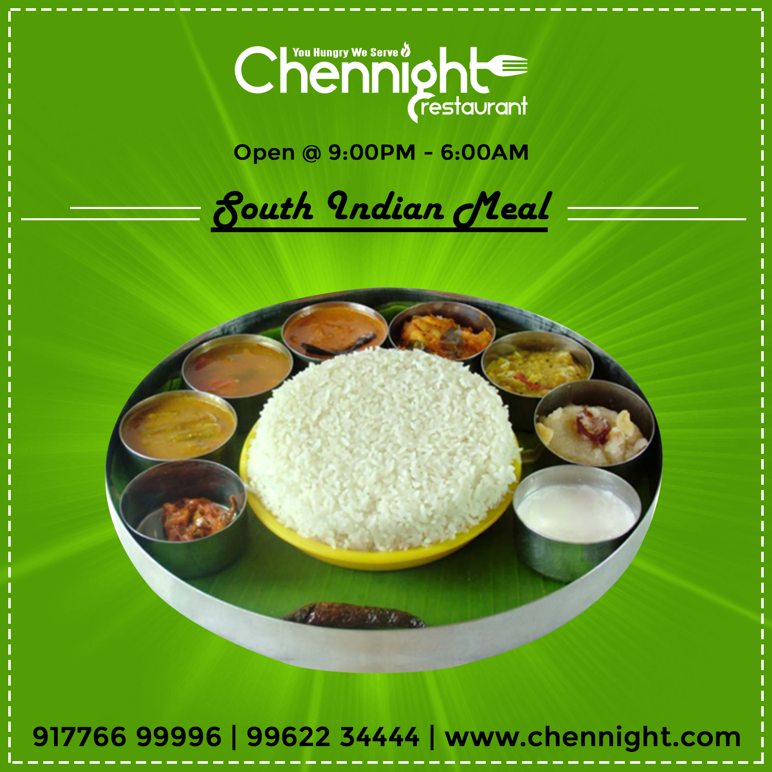 Enjoy The Flavors Of South Indian Cuisine By Ordering Chennight Restaurant Call Us 91766 99996 996 South Indian Food Indian Breakfast Indian Food Recipes