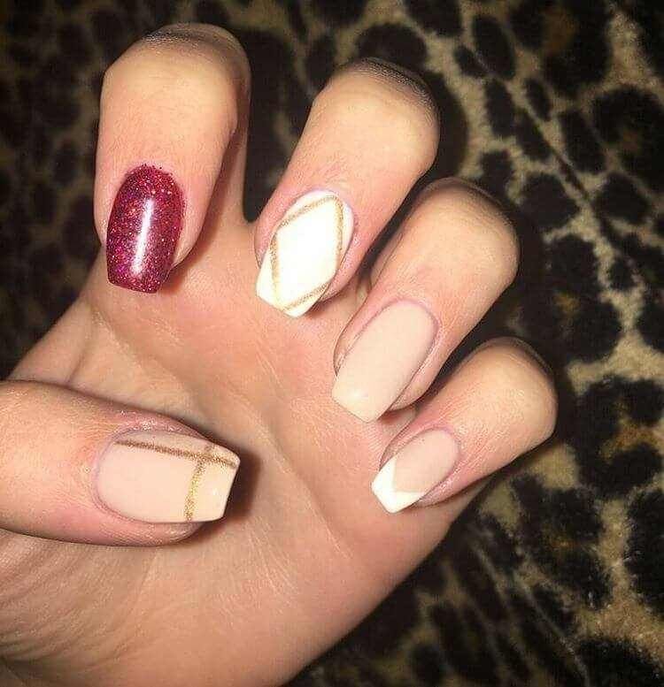 awesome french nails designs 2016 | French nails and French nail art