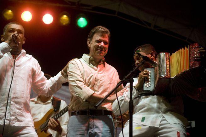 "30 ABR 2014 | COLOMBIA > FESTIVAL VALLENATO - ""Colombia postula la música vallenata como patrimonio de la humanidad""."