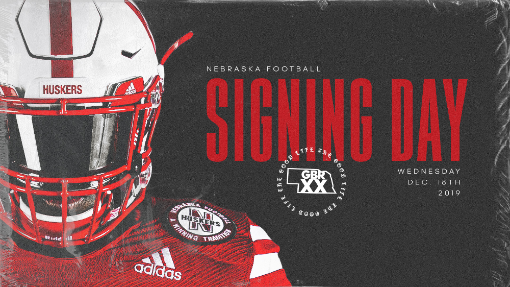 Huskers Announce December Signing Class University of