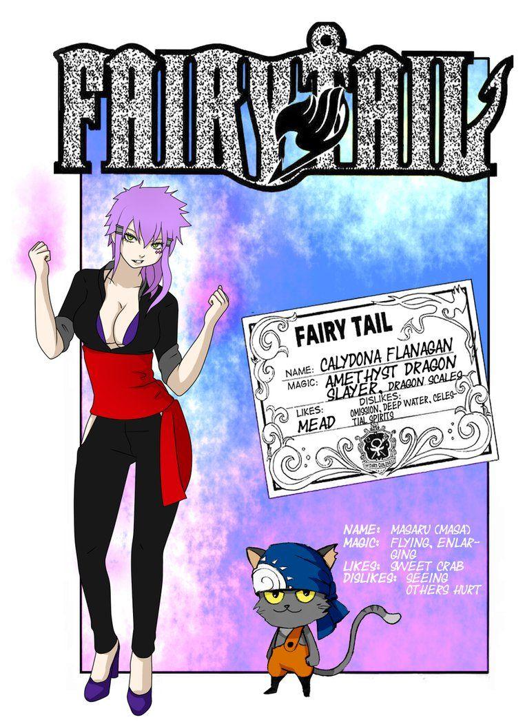 Fairy Tail OC by SweetTeaCutie on DeviantArt   Anime OC ...