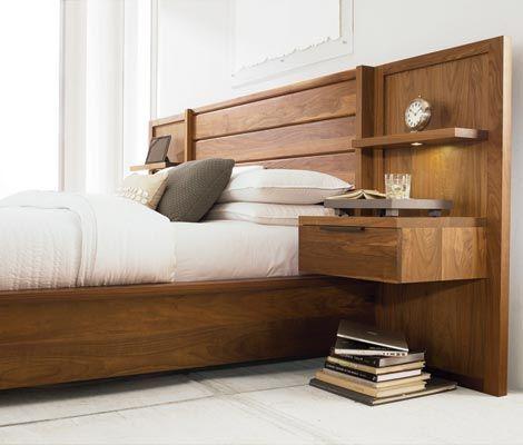 Almira Fine Furniture Bedroom In Solid Walnut A Look Into Almira