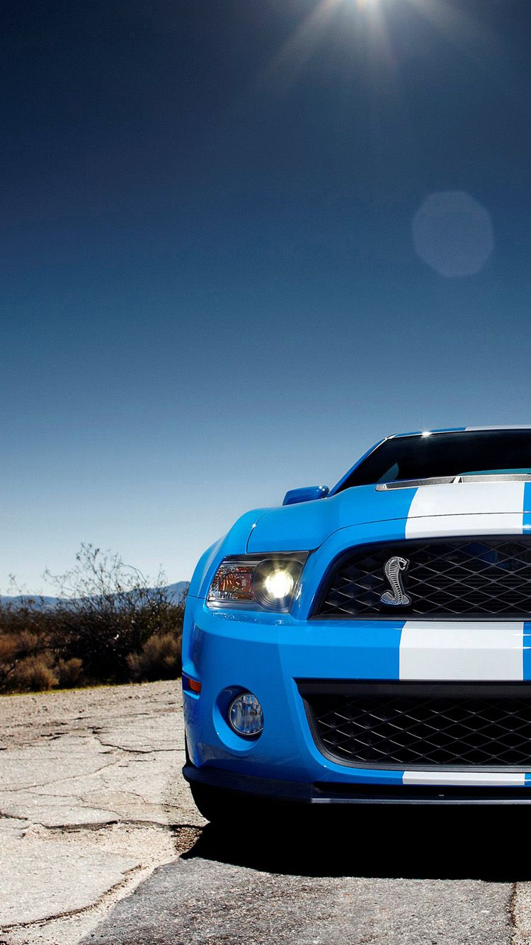 Hd wallpaper for iphone 6 - Shelby Ford Mustang Cobra Gt500 Hd Iphone 6 6 Plus Wallpaper