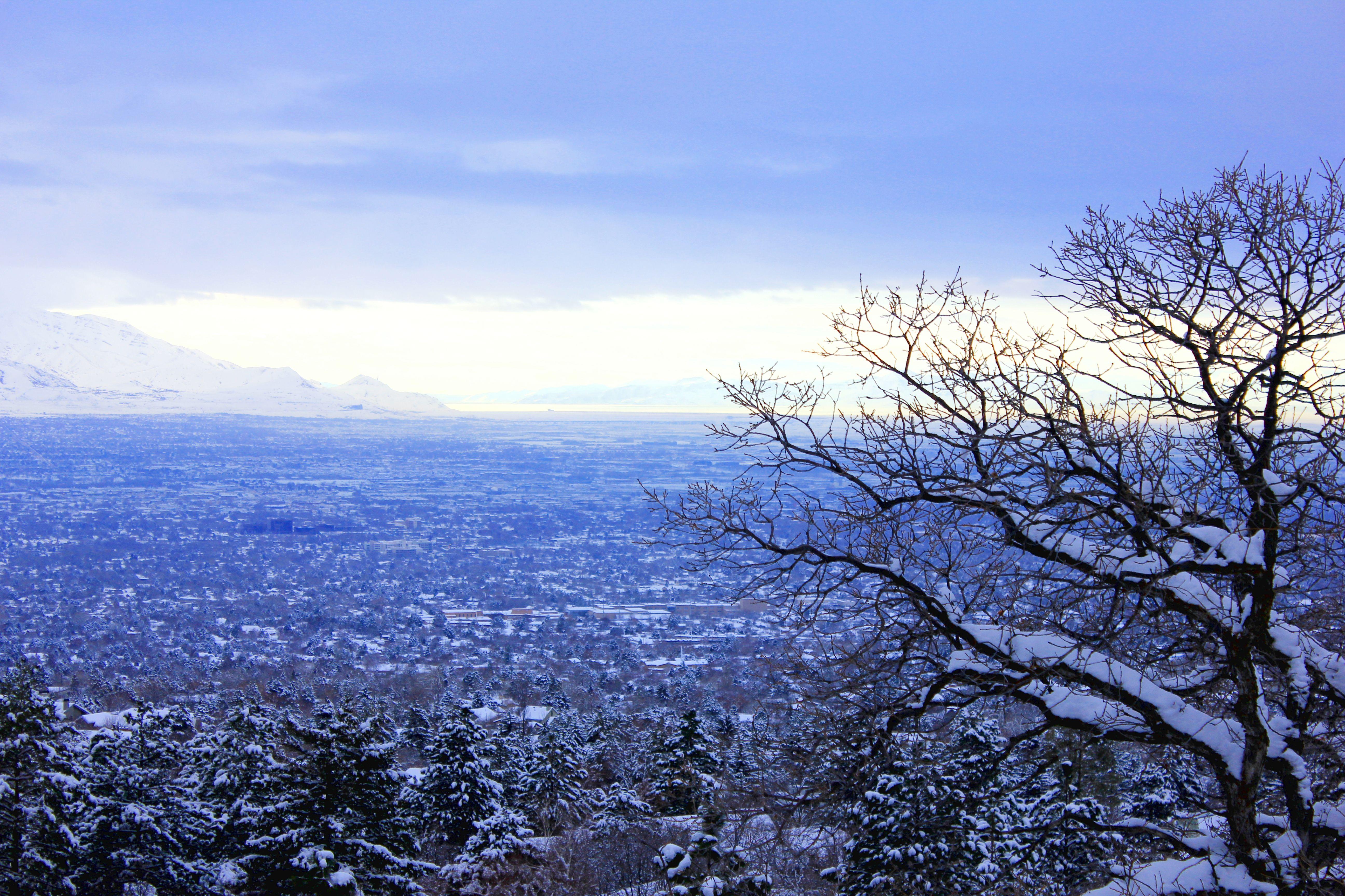 Salt Lake City, UT - love this city