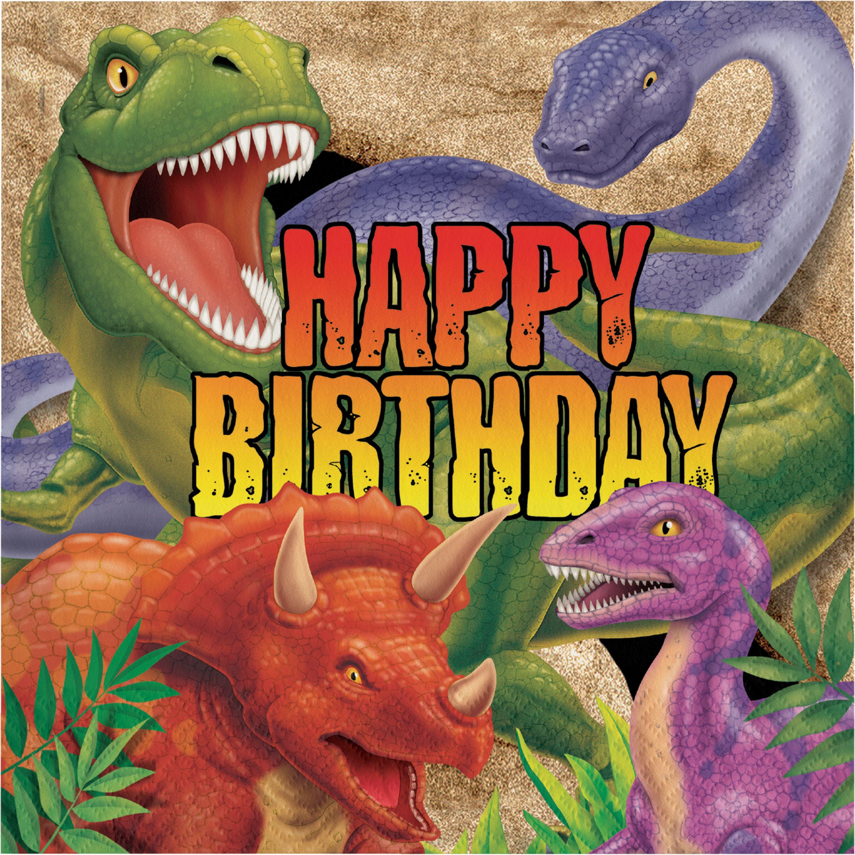 dinosaur birthday card sayings