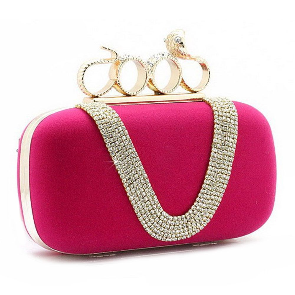 grxjy520280]Luxury Small Clutch Purse Bag Studded with Sparkly ...