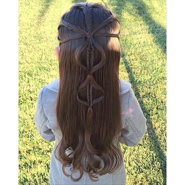 "Easy Girl Hairstyles For Dads: Patricia 👑 On Instagram: ""I Am So Grateful For All The"