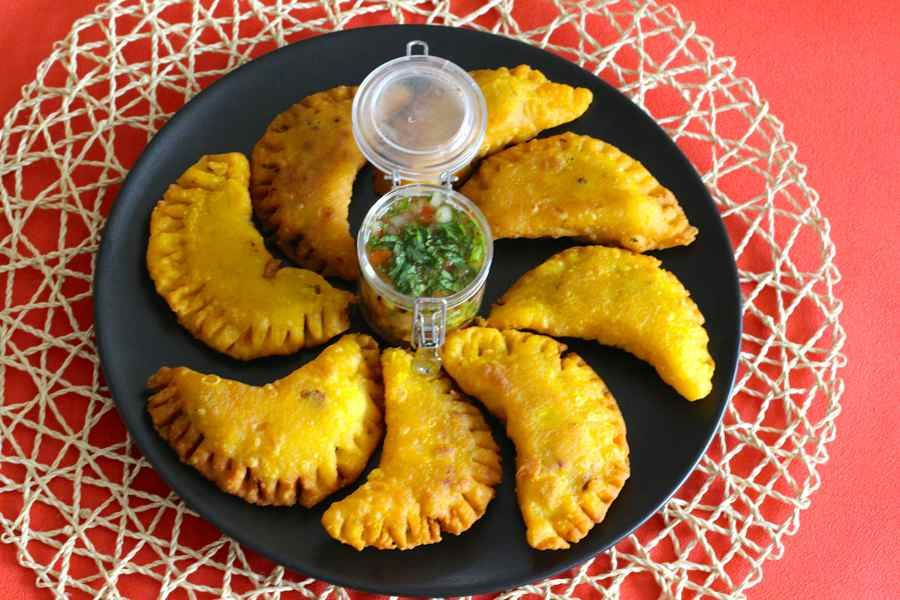 Empanadas Authentic Colombian Recipe 196 Flavors With Images