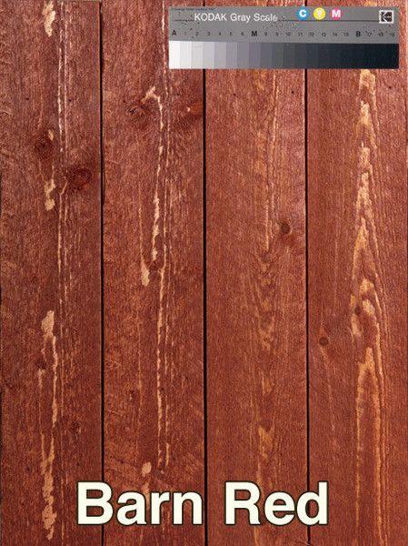 barn red semi stain interior - Google Search | Exterior ...