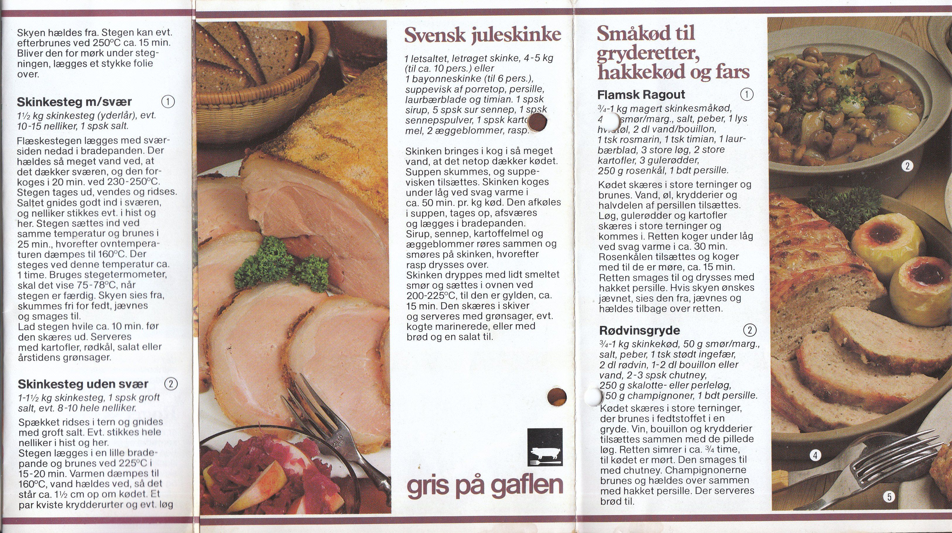 Skinkekød