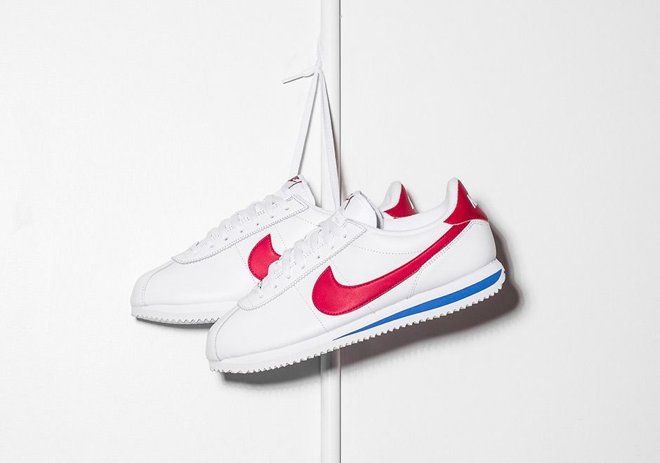 Where To Buy The Nike Cortez Red Blue | SneakerNews.com