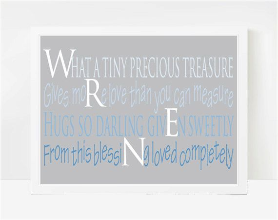 Nursery name art personalized baby gifts nursery boy personalized nursery name art personalized baby gifts nursery boy personalized baby shower gift baby boy decor baby name wall art name poem 8x10 james negle Gallery