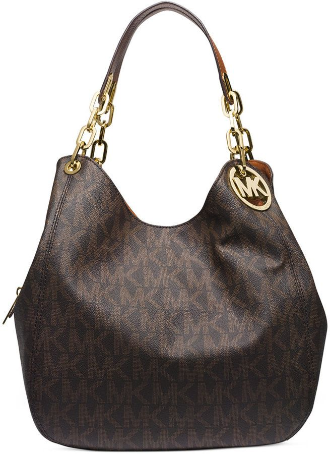29a432f23f466b MICHAEL Michael Kors Fulton Large Shoulder Tote on shopstyle.com ...