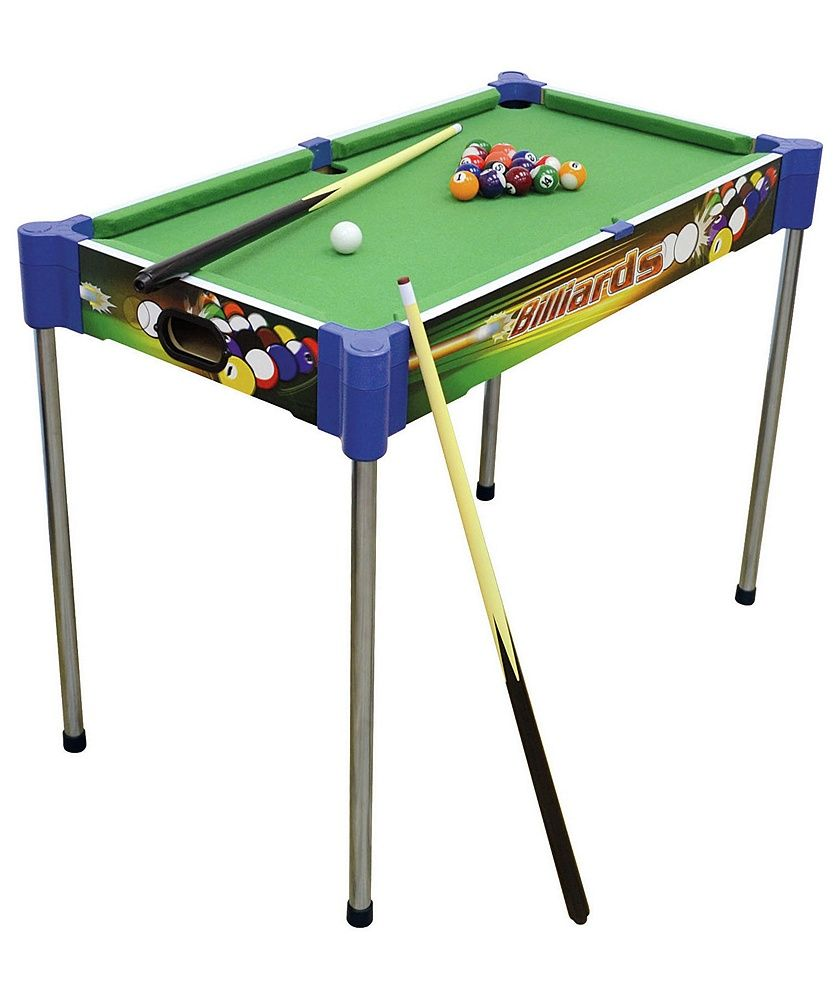 Buy Click and Play 32 Inch Kids 2-in-1 Pool Table at Argos
