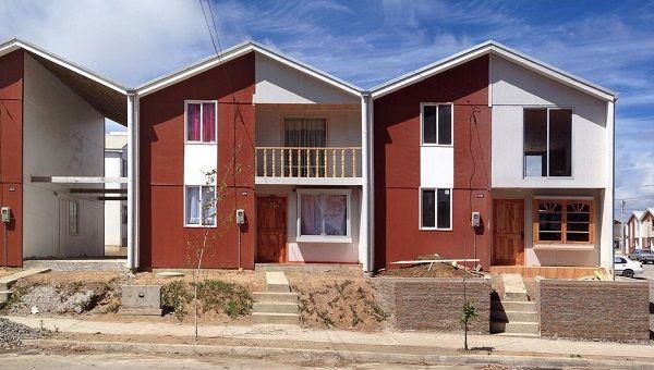 projetos gratuitos de habitação popular de Alejandro Avarena