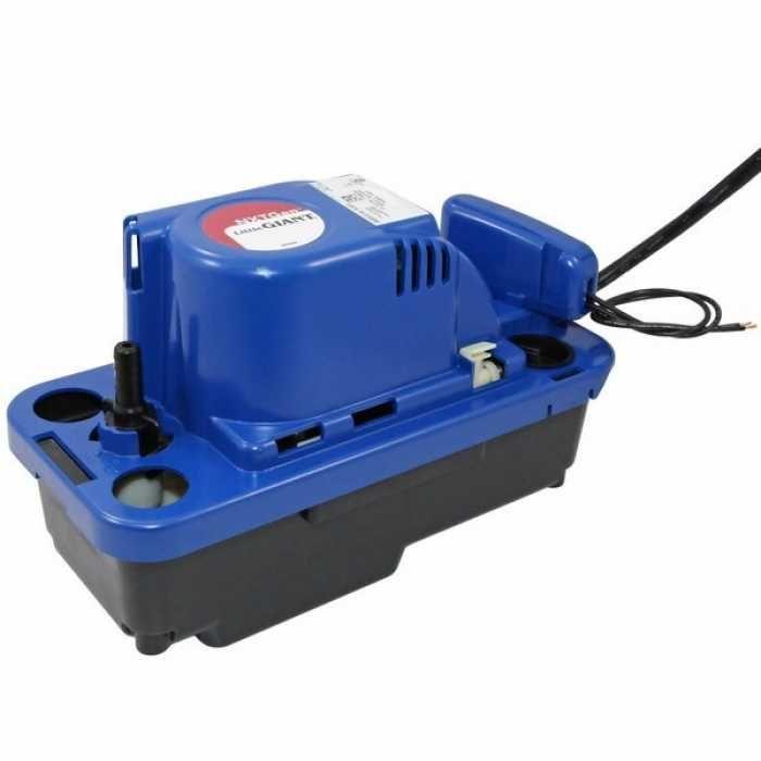 Nxtgen Medium Reservoir Safety Switch Condensate Removal Pump 554531 19 Cord 230 Safety Switch Plumbing Pumps Little Giants