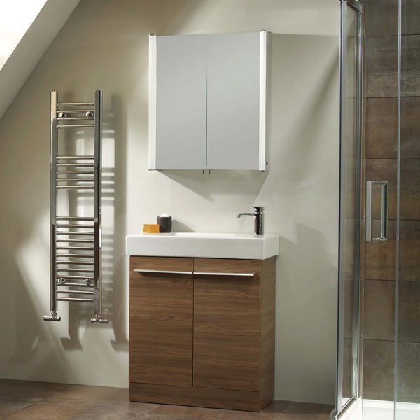 Tavistock Kobe 700mm Floorstanding Unit And Basin - K70FW, K70C