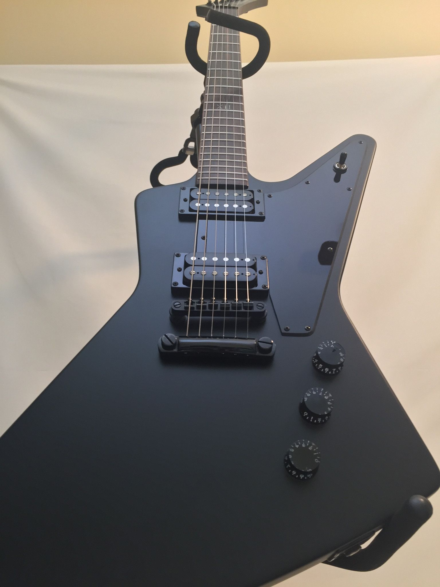 Epiphone Goth 1958 Explorer Guitars Owners Manual Sg Special Wiring Schematic Mazda 626 Body Electrical