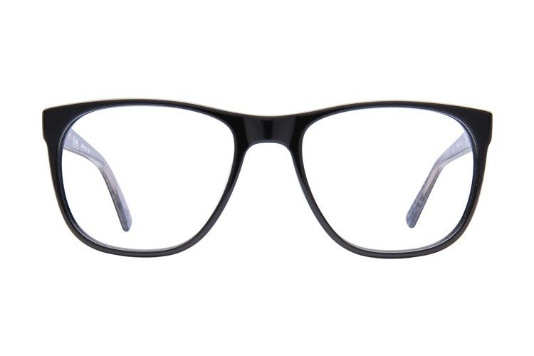 2baee0932 Serafina Megan is a bold square design features a slight cat-eye flair with  crystal beading along the temples. Watch all heads… | Tortoiseshell Glasses  ...