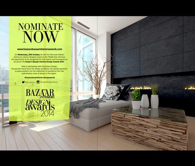 Harpers Bazaar Interiors Artoworks By Creative Joys
