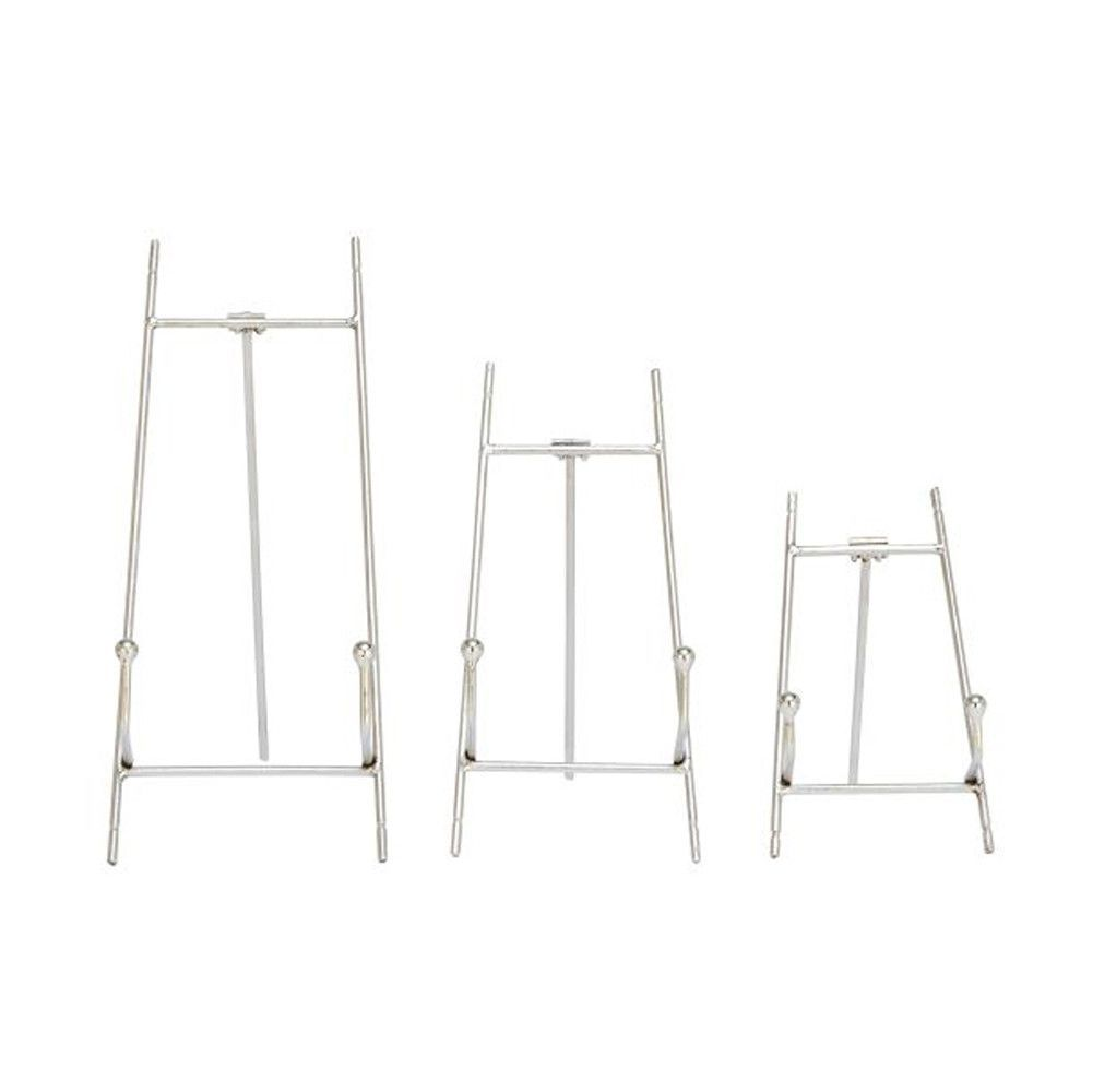 Captivating Metal Easel Silver Set Of 3 | Products | Pinterest ...