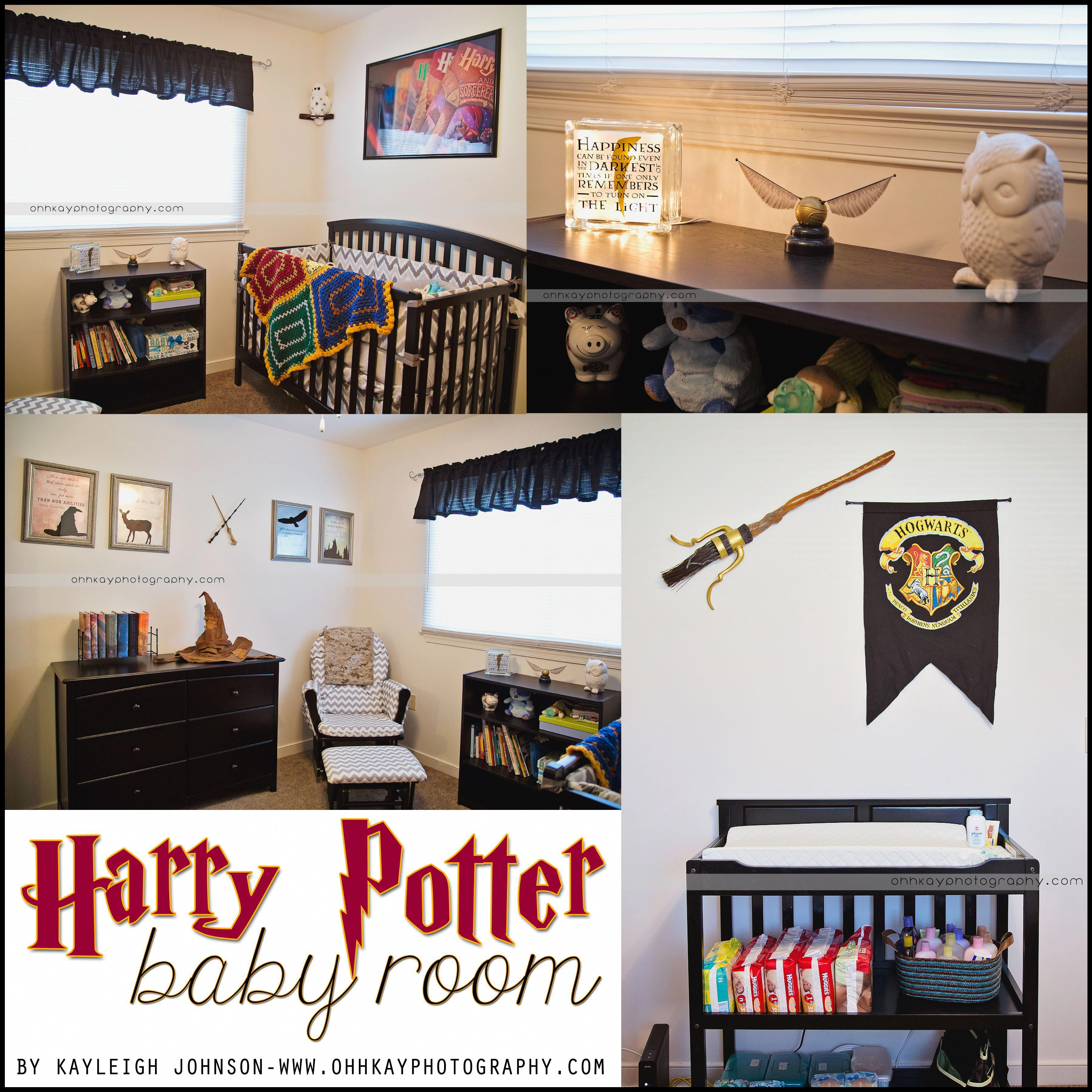 Harry Potter Nursery Theme