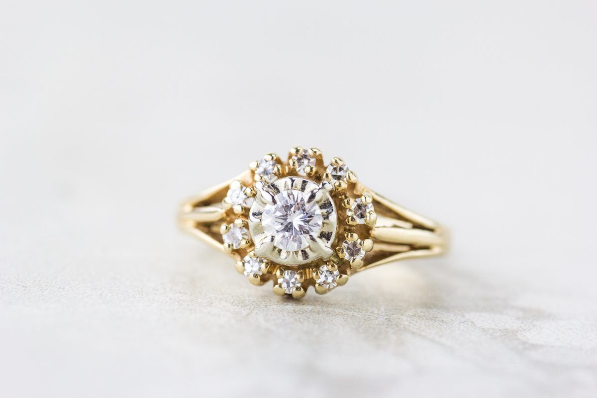 Heres How Amazing Refurbished Engagement Rings Can Be Vintage