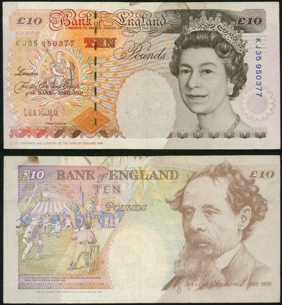 Pin En Banknotes