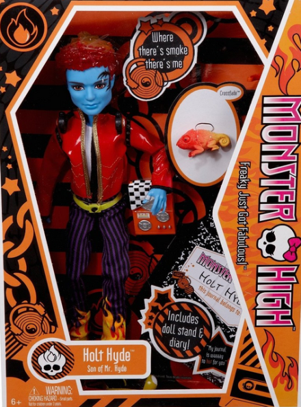 Rare Monster High Boy Dolls The Rarest Boy Monster High