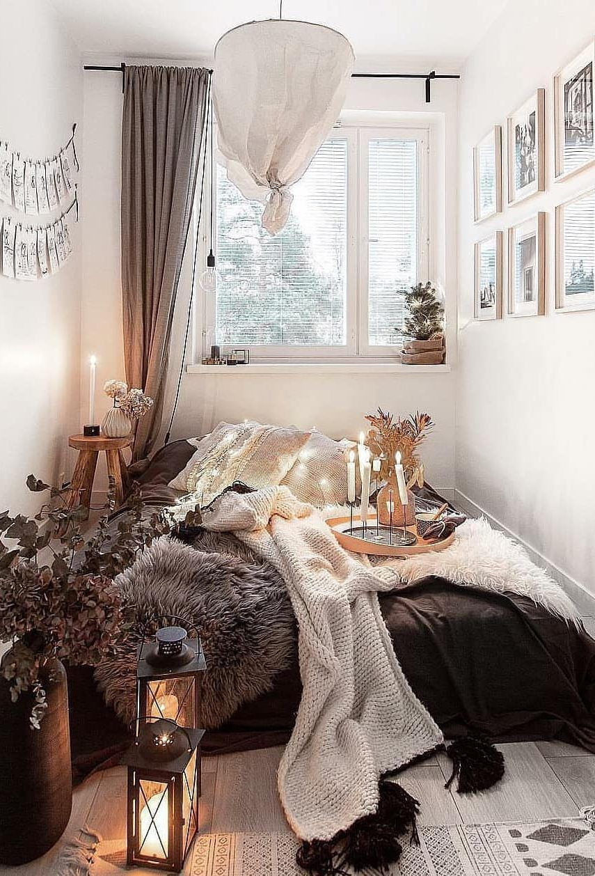 51 Amazing And Creative Bedroom Design Ideas For This Year Part 3 Small Bedroom Interior Interior Design Bedroom Bedroom Design