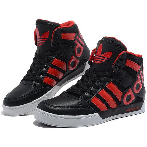 claramente gerente Tina  Adidas-Originals-City-of-love-3-generations-men-27s-high-top-shoes-black-red---0-8588-2.jpg  (JPEG… | Adidas shoes high tops, Sneakers men fashion, Adidas shoes mens