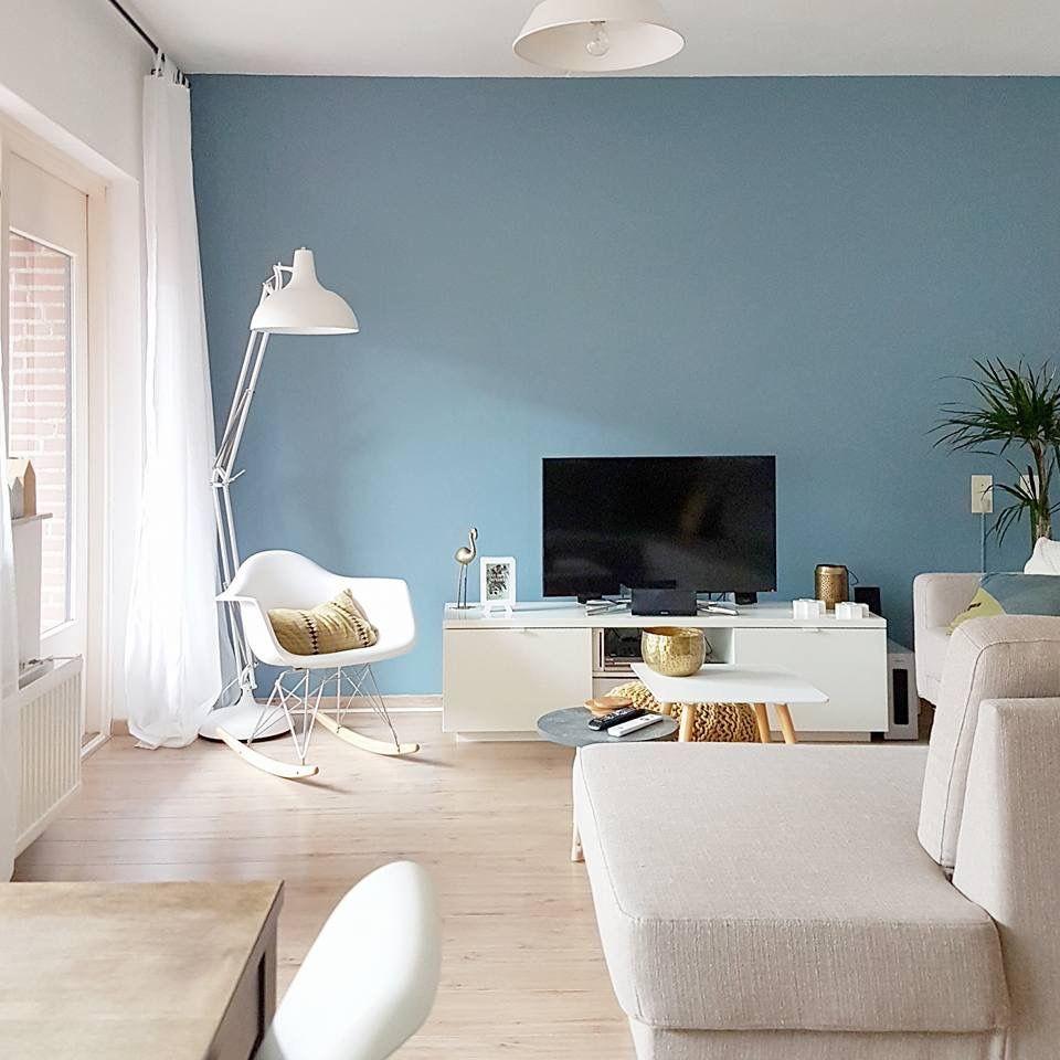 Mooie kleur muur - Ideeën voor het huis | Pinterest - Muur, Kleur en ...