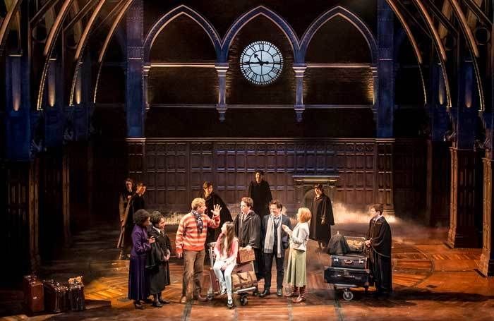 Harry Potter And The Cursed Child Review At The Palace Theatre London Entirely Distinctive Harry Potter Cursed Child Harry Potter Cursed Child