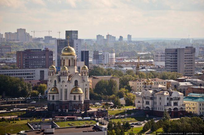 Фото Екатеринбурга летом / Екатеринбург фото / Екатеринбург фото