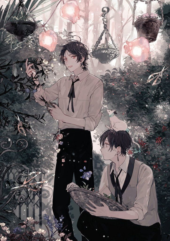 野ノ宮いと on Anime art, Anime scenery, Anime drawings