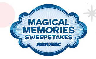 Enter between August 27th, 2012 and September 28th, 2012 for a chance to win one (1) 3-night/4-day grand prize vacation package for four (4) to the Walt Disney World® Resort!