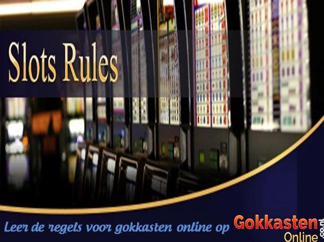Leer hoe om te winnen bij gokkasten online door het volgen slot regels op #gokkastenonline